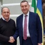 Grande curiosità e molti contatti a Kiev