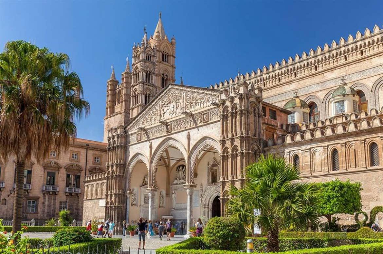 A Palermo per farci conoscere