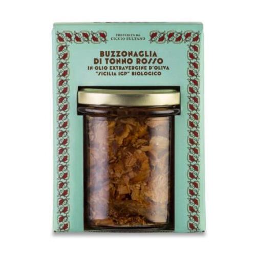 Buzzonaglia di Tonno Rosso in olio extra vergine di oliva 320 GR
