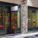 Testa Conserve trova una vetrina a Pisa
